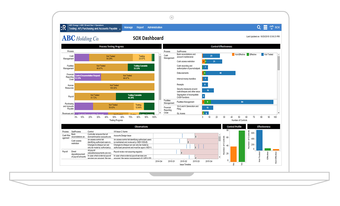 Sarbanes oxley sox compliance software resolver grow beyond the spreadsheet xflitez Images