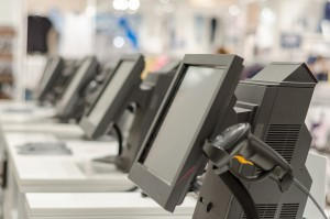 Terminals and cash registers